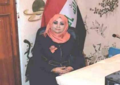 """مسؤولة عراقية: من الضروري أن نعترِف بإسرائيل وعندما سمعت عن """"المحرقة"""" أجهشت بالبكاء"""