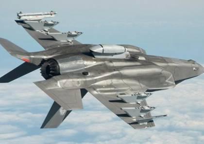 """مقاتلات """"إف-35"""" الأمريكية تدخل خدمة سلاح الجو الإسرائيلي"""