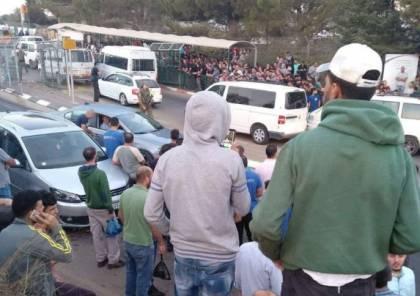 الاحتلال يمنع وصول آلاف العمال إلى عملهم في المستوطنات