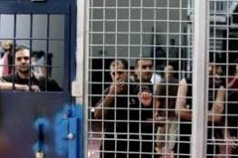 14 اسيراً يواصلون اضرابهم عن الطعام رفضا لاعتقالهم الإداري