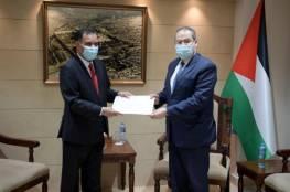 عُمان تؤكد موقفها الثابت والداعم للشعب الفلسطيني