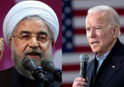روحاني يدعو بايدن للعودة إلى الاتفاق النووي ويهاجم ترامب