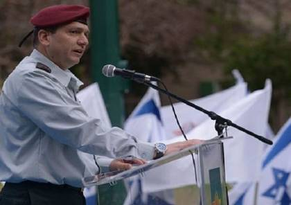 تعيين أهارون حليفا رئيسا للاستخبارات العسكرية الإسرائيلية