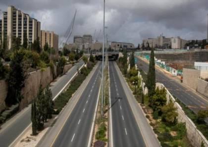 وزارة المالية الاسرائيلية: الإغلاق سيُكلف إسرائيل 3 مليارات شيكل أسبوعيًا