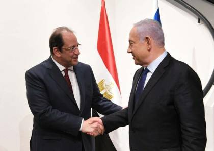 تفاصيل اجتماع نتنياهو مع مدير المخابرات المصرية بشأن قطاع غزة