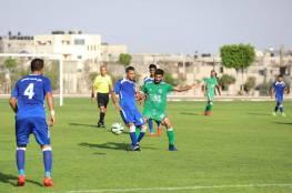 عقوبات الدوري.. نقل مباريات للشاطئ والشجاعية وإيقاف لاعبين