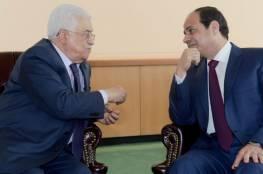 الرئيس عباس يلتقي الرئيس السيسي في القاهرة