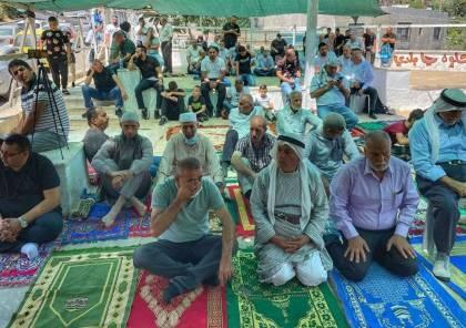 صلاة جمعة وفعاليات بسلوان تنديدًا بسياسات الاحتلال