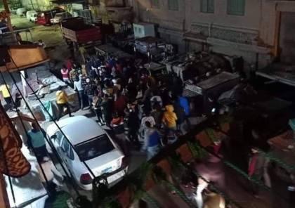 """فيديو ..في مشهد صادم : مظاهرات بشوارع الإسكندرية ضد """"كورونا"""""""
