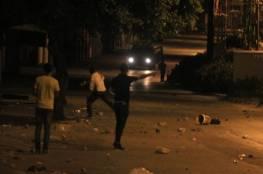 مسلحون يطلقون النار على قوات الاحتلال جنوب غرب جنين