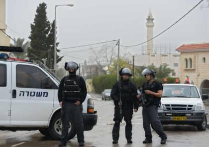 الاحتلال يعتقل فلسطينيين من الداخل بحوزتهما قطعة سلاح