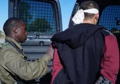 الاحتلال يعتقل شابين من قباطية وميثلون