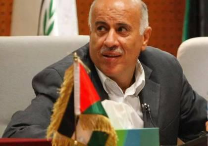 الرجوب يلتقي وزير الخارجية المصرية وهذا ما بحثاه...