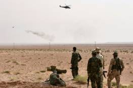 الجيش السوري يؤكد أنه أسقط طائرة إسرائيلية أمس