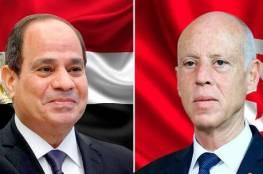 الرئيس التونسي ينطلق غدا في أول زيارة له إلى مصر