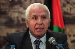 """عزام الأحمد: """"حركات التحرر الوطني لا تٌجري انتخابات تحت الاحتلال إلا مرة واحدة""""!"""