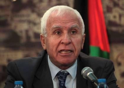 الأحمد يكشف : 5 فصائل ستخوض الانتخابات مع فتح ماذا عن حماس ؟