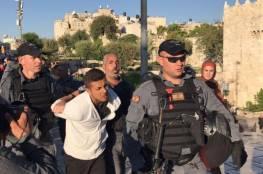 الاحتلال يعتدي على مقدسي بالضرب ويصيبه برضوض
