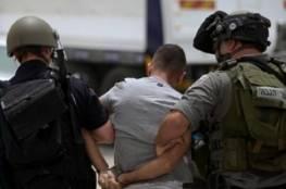 الاحتلال يعتقل 3 فلسطينيين قرب نابلس