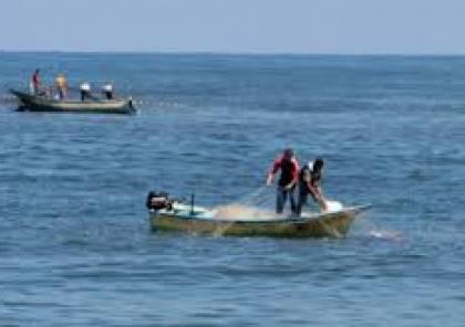 الاحتلال يعيد توسيع مساحة الصيد 15 ميلا بدءاً من صباح الغد