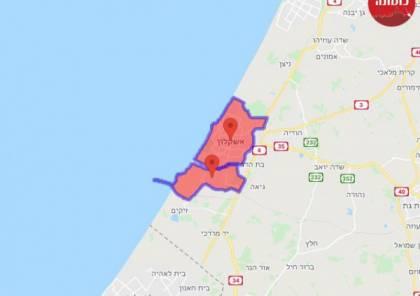 اعلام اسرائيلي: اطلاق صاروخ واحد من غزة باتجاه مدينة عسقلان المحتلة