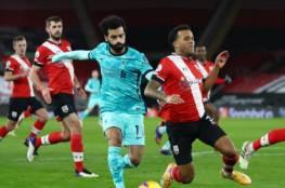 ليفربول يخسر أمام ساوثهامبتون (فيديو)