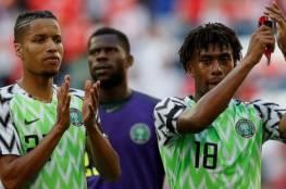 فوز مثير لنسور نيجيريا على جنوب أفريقيا