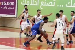 قلنديا يكسب ديربي القدس في دوري السلة