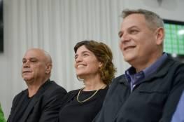 أول اجتماع بين وزراء إسرائيليين وفلسطينيين بعد قطيعة استمرت لسنوات