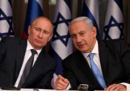 اسرائيل تبعث برسلة تحذير الى بوتين .. هذا ما جاء فيها