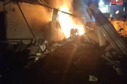 خبير عسكري إسرائيلي: الهجوم الأخير على سوريا يعتبر إشارة أخرى لإيران