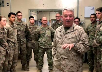جنرال أمريكي: الضربة السورية داخل إسرائيل لا تبدو متعمدة وتبين عدم كفاءة
