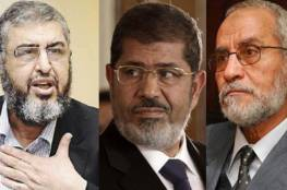 """ايقاف محاكمة مرسي وقيادات الإخوان بملف """"التخابر مع حماس"""""""