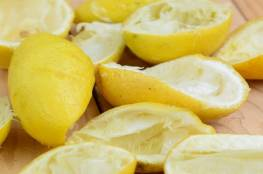 تعرف على الفوائد المذهلة لقشر الليمون !