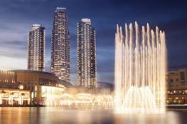 افتتاح فندق العنوان فاونتن فيوز 'Address Fountain Views'  أحدث منشآت مجموعة إعمار للضيافة في دبي