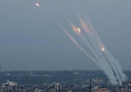 بالارقام.. موقع عبري يستعرض أعداد الصواريخ التي أطلقت من غزة تجاه إسرائيل