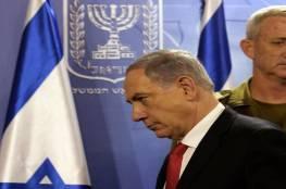 هآرتس : نتنياهو نجح في تفكيك الالغام مغ غزة لكن أزمة السلطة تحدٍ جديد له