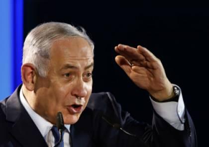 نتنياهو : علاقتنا مع الدول العربية متينة وقوية ونحن في جبهة واضحة ضد ايران