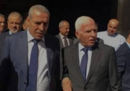 """مصادر لـ""""سما"""" : مصر سلمت وفد فتح ورقة مكتوبة من حماس لعرضها على الرئيس"""