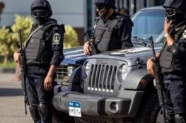 مصر:لحظة إلقاء القبض على المتهم بهتك عرض طفلة المعادي..صورة