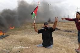 صور: 4 شهداء برصاص الاحتلال احدهم مبتور القدمين في مواجهات مع الاحتلال بغزة والضفة