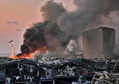 هآرتس: أليس مشهد دمار بيروت اليوم هو ما هددت به إسرائيل قبل أسبوع؟