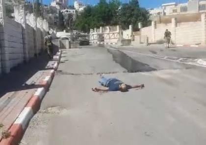 الخليل: استشهاد شاب بزعم محاولته إلقاء عبوة ناسفة على جنود الاحتلال