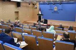 مجلس الوزراء يتخذ عدة قرارات مهمة.. تعطيل الدوائر الرسمية يومي السبت والأحد المقبلين
