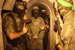 الجيش الإسرائيلي يستعد لوقوع عمليات تنفذها حماس عن طريق أنفاق غزة