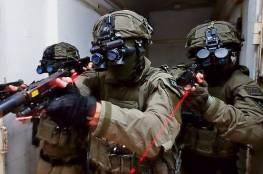 وحدات القمع الاسرائيلية تقتحم قسم 3 في سجن عسقلان
