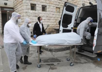 الصحة الإسرائيلية: 61 وفاة بكورونا بنهاية الأسبوع و993 بحالة خطيرة
