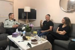 كوخافي يتعهد باعتقال منفذ عملية يعبد