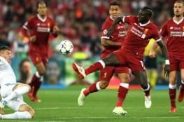 ليفربول يمنع ريال مدريد من التعاقد مع ماني