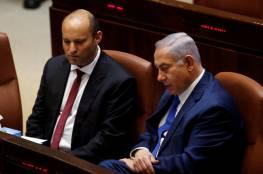"""نتنياهو لبينيت: """"أنت رئيس وزراء بالشكل فقط"""""""
